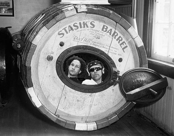stasiks barrel