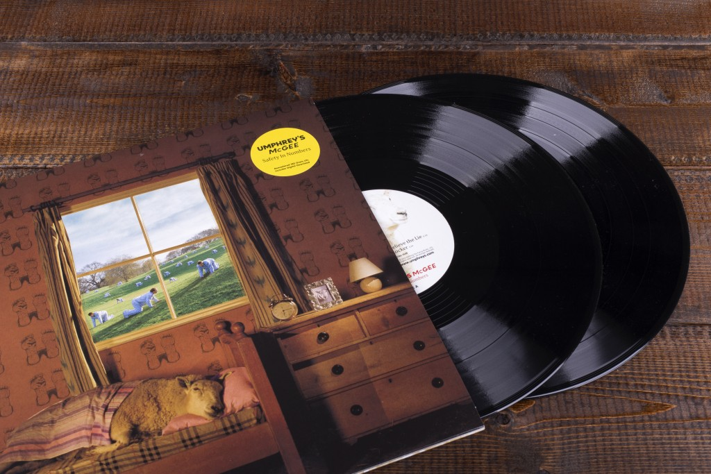 Safety In Numbers 10 Year Anniversary Reissue Umphrey S